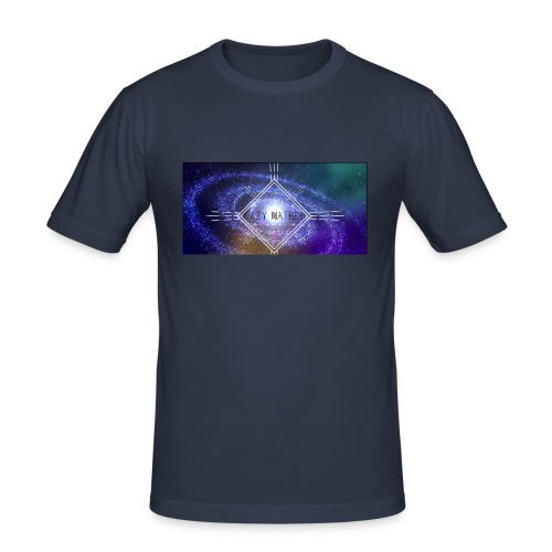 Fazy Nation Merchandise - Men's Slim Fit T-Shirt