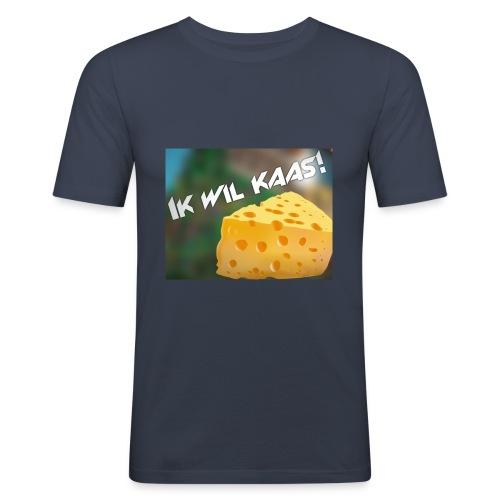 DeGeldigeKaas Merchandise - slim fit T-shirt