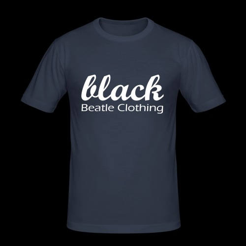 Black Beatle Clothing - Männer Slim Fit T-Shirt