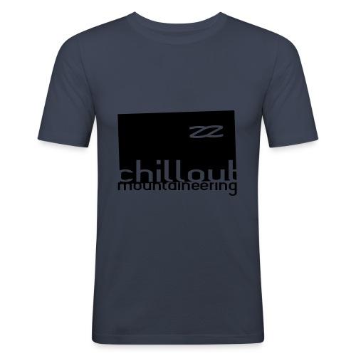 CMT Clazzic - Slim Fit T-skjorte for menn