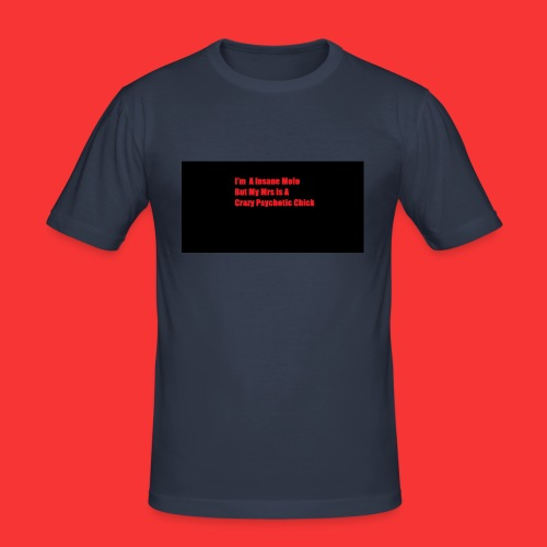 Mens - Men's Slim Fit T-Shirt