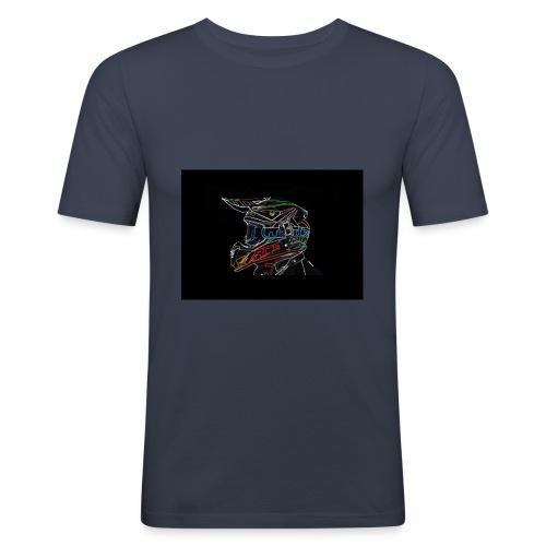50cc corse - Maglietta aderente da uomo