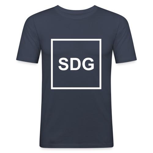 SDG - Männer Slim Fit T-Shirt