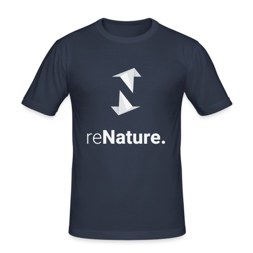 reNature T-Shirt - slim fit T-shirt