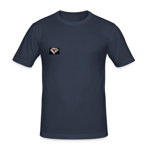 A try - Men's Slim Fit T-Shirt