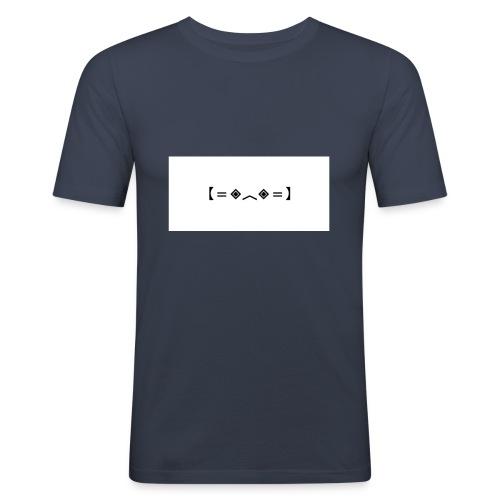 Torrent V.1 - Männer Slim Fit T-Shirt