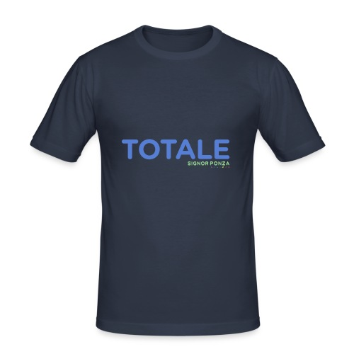 TOTALE - Maglietta aderente da uomo