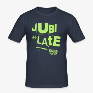 Jubilate-Hoodie - Männer Slim Fit T-Shirt