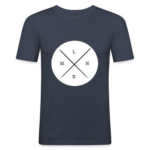logo_-_copie-page-001 - T-shirt près du corps Homme