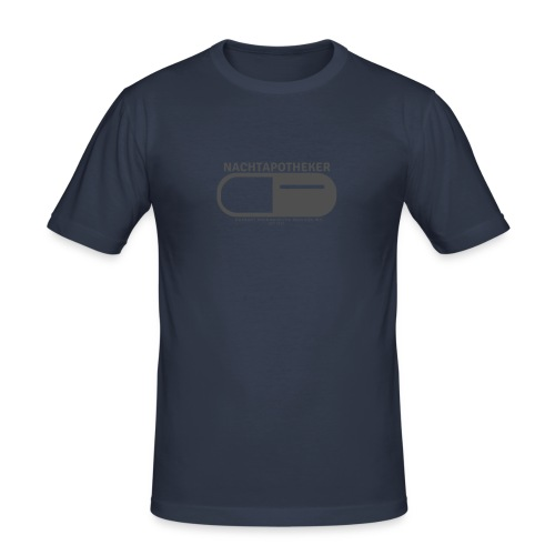Nachtapotheker Brabant Pharmaceutics - slim fit T-shirt