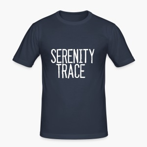 Serenity Trace LOGO W - Slim Fit T-skjorte for menn