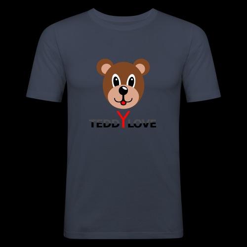 TEDDYLOVE COUTURE - Männer Slim Fit T-Shirt