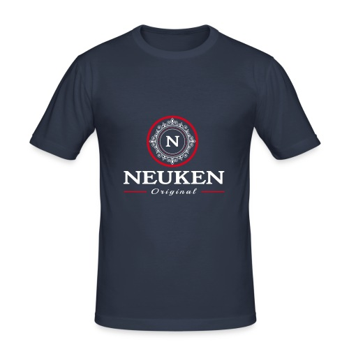 neuken original white - slim fit T-shirt