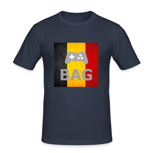 BelgiumAlpha Games - Men's Slim Fit T-Shirt