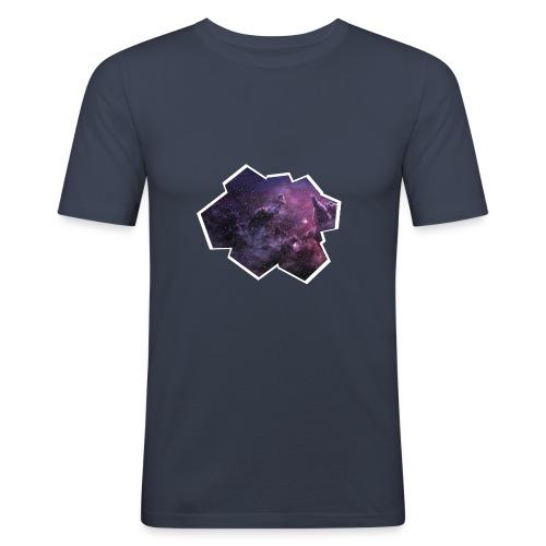 Space window - Men's Slim Fit T-Shirt