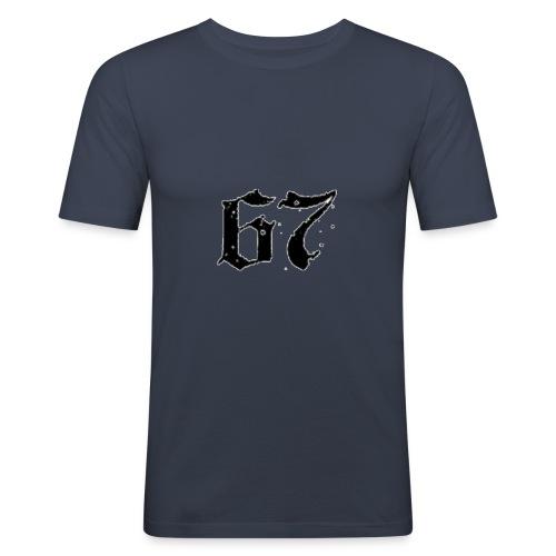 67 - Men's Slim Fit T-Shirt