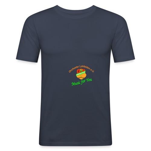 shirt2 - Männer Slim Fit T-Shirt