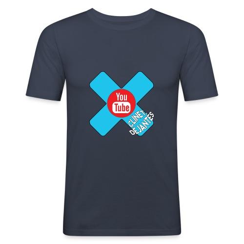 clinetdéjantés - T-shirt près du corps Homme