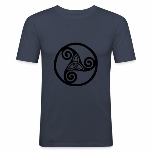 triskel - Camiseta ajustada hombre