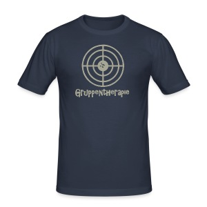 Gruppentherapie! - Männer Slim Fit T-Shirt