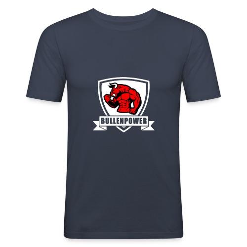 Bullenpower - Männer Slim Fit T-Shirt