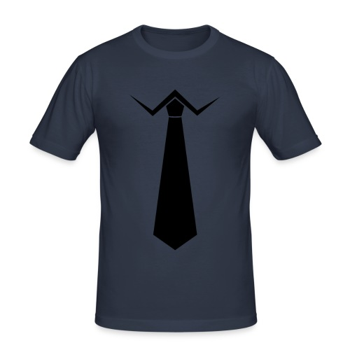 For Nobel Dinner - Slim Fit T-shirt herr