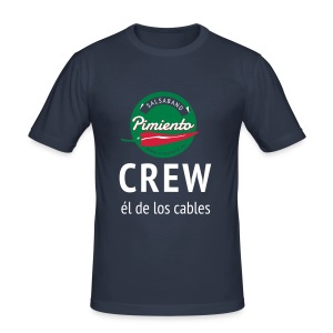 Pimiento Crew Gear - slim fit T-shirt