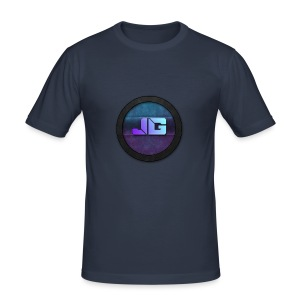 Trui met logo - slim fit T-shirt