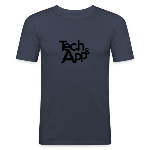 Tech&App - T-shirt près du corps Homme