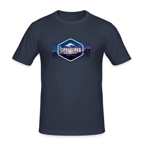 Lifehacker - Männer Slim Fit T-Shirt