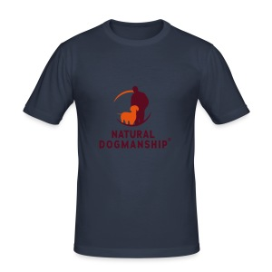 Natural Dogmanship - Männer Slim Fit T-Shirt