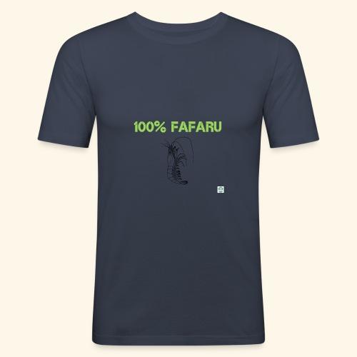 100% Fafaru - T-shirt près du corps Homme