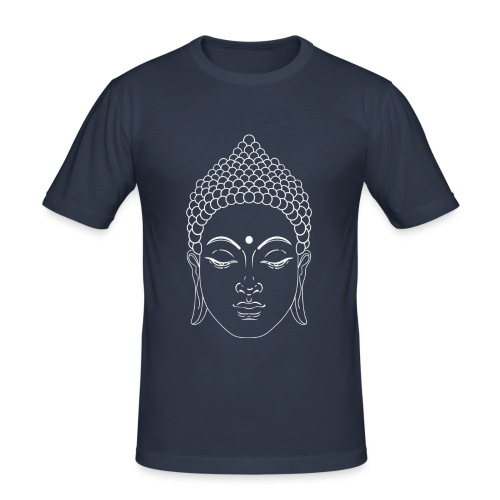 Gautama Buddha - Men's Slim Fit T-Shirt