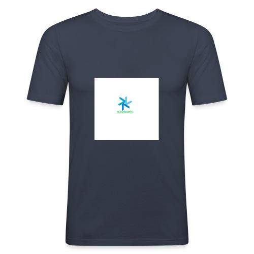 DeoxGames Camiseta - Camiseta ajustada hombre