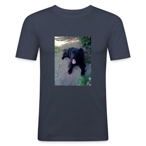 IMG_0039-001 - Maglietta aderente da uomo
