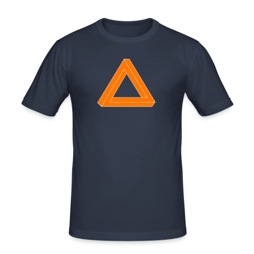 Animantex Logo - Men's Slim Fit T-Shirt