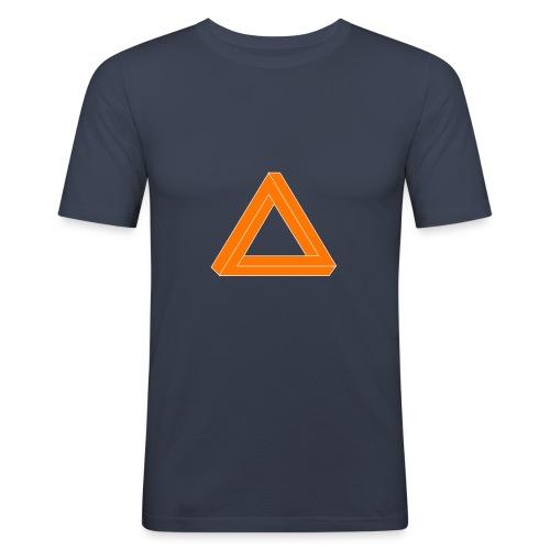 Animantex Logo - Men's Slim Fit T-Shirt