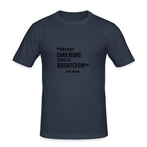 Mental Health Quote 2 - Men's Slim Fit T-Shirt