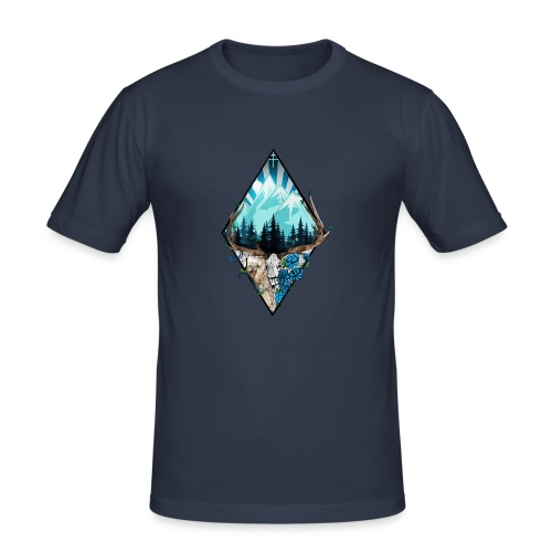 Sauvage - T-shirt près du corps Homme