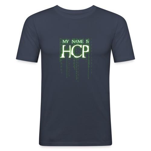SAP HCP NEO - Jam Band 2016 Barcelona Edition - Männer Slim Fit T-Shirt