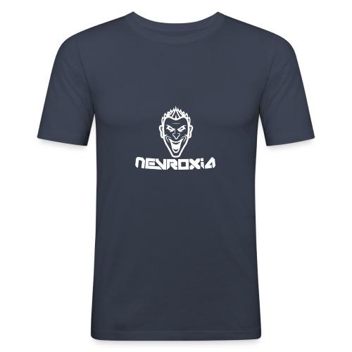 Nevroxia + Tête - T-shirt près du corps Homme