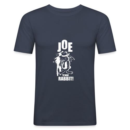 Joe The Rabbit! - Maglietta aderente da uomo