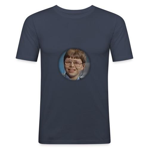 PJ Happy Cap - Slim Fit T-shirt herr