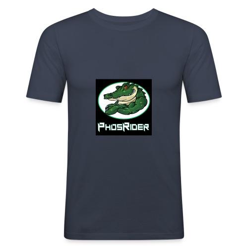 PhosRider - T-shirt près du corps Homme