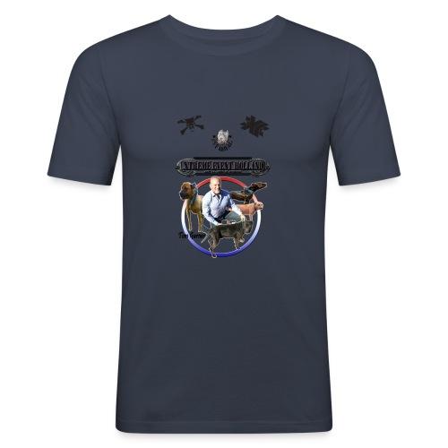 Xtreme Event Holland with Tom Garner - slim fit T-shirt