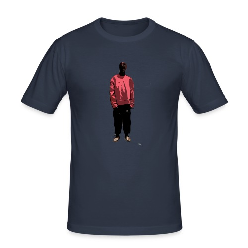 Streetwear Comic Character - slim fit T-shirt