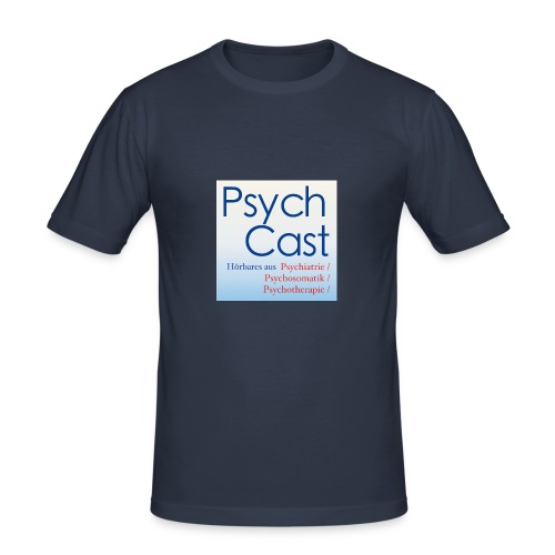 PsychCast - Männer Slim Fit T-Shirt
