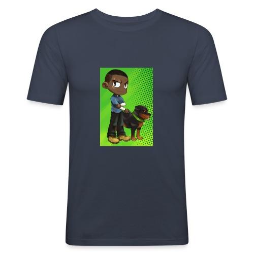 Gtav. 4 - T-shirt près du corps Homme