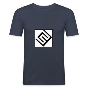 photo - Slim Fit T-shirt herr