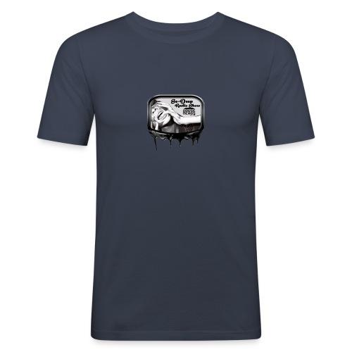 So Deep Radioshow - T-shirt près du corps Homme